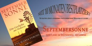 Website Banner Septembersonne